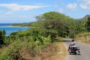 Scooter huren op Siquijor Filipijnen