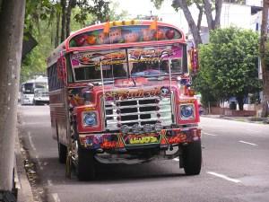 Lokale-bus-Panama