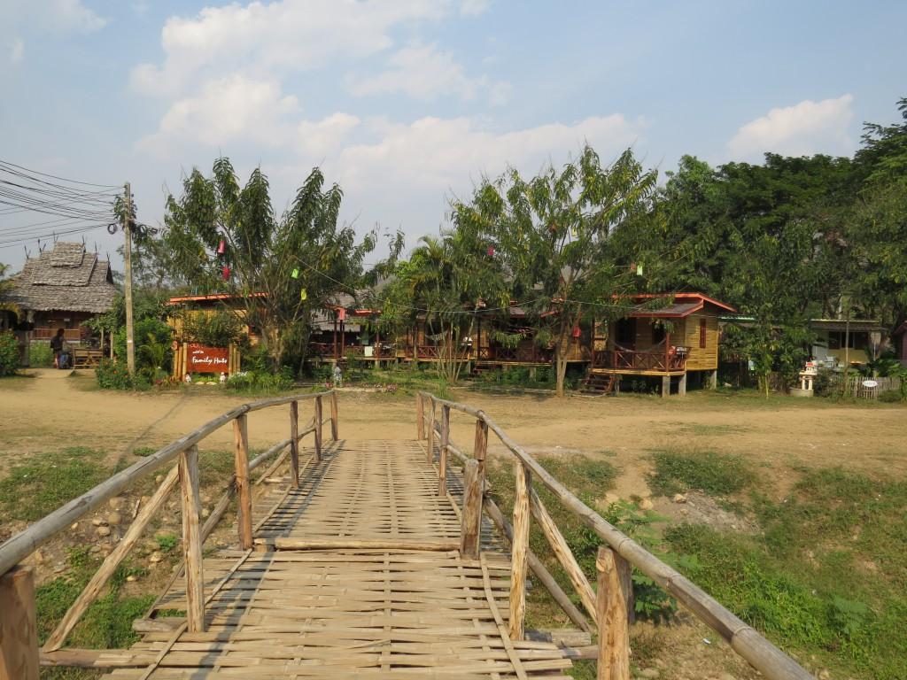 Family Hut Pai Thailand
