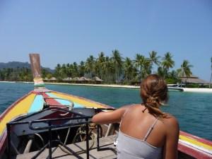 island-hoppen-Thailand
