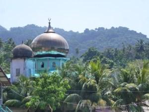 Moskee Pulau Weh Sumatra Indonesie