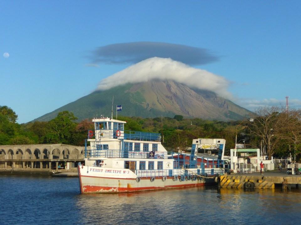 Foto's Isla de Ometepe Nicaragua