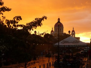 Sfeervol Granada Nicaragua