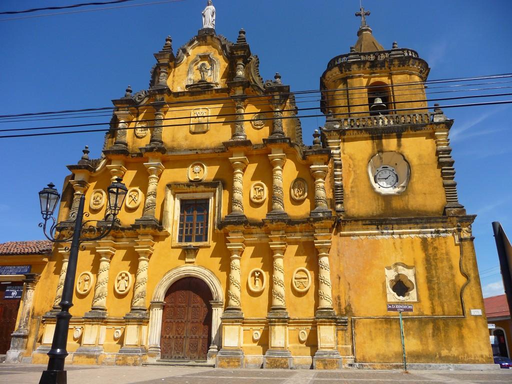 Koloniale panden in Nicaragua