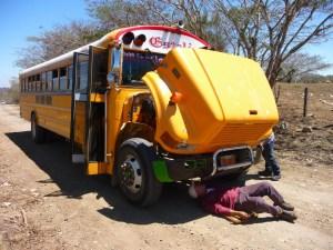 Onze-bus-naar-Miraflor-Nicaragua