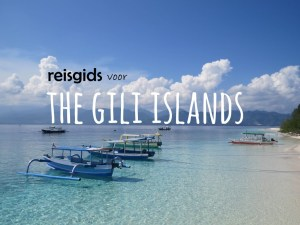 Reisgids Gili Islands Indonesië