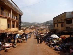 Afrikaanse markten