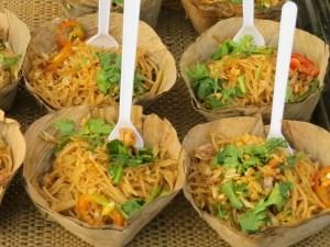 Lokaal eten Azië