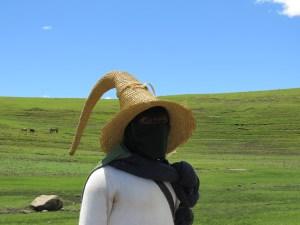 Lokale bevolking Lesotho
