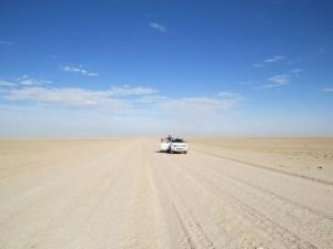 Namib Naukluft Namibië
