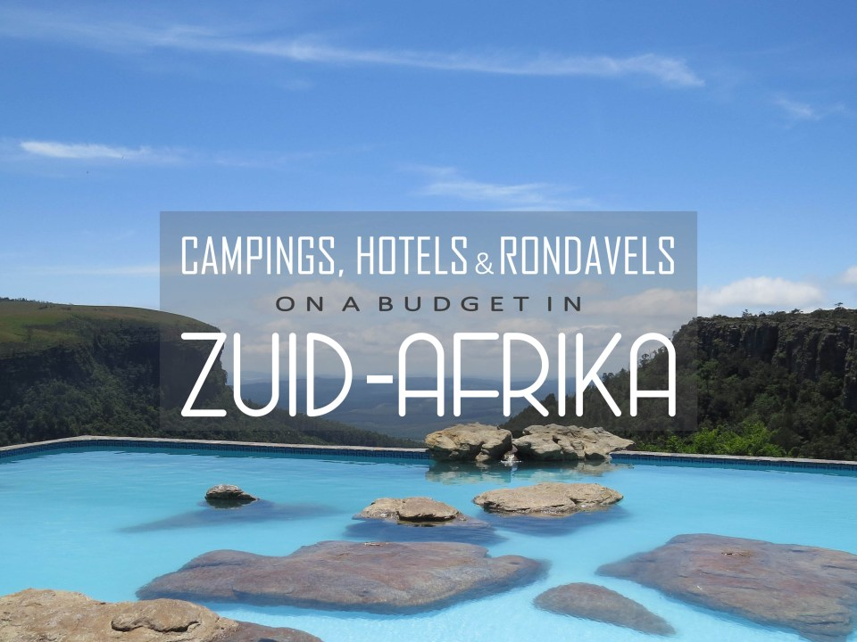 Accommodatie Zuid-Afrika