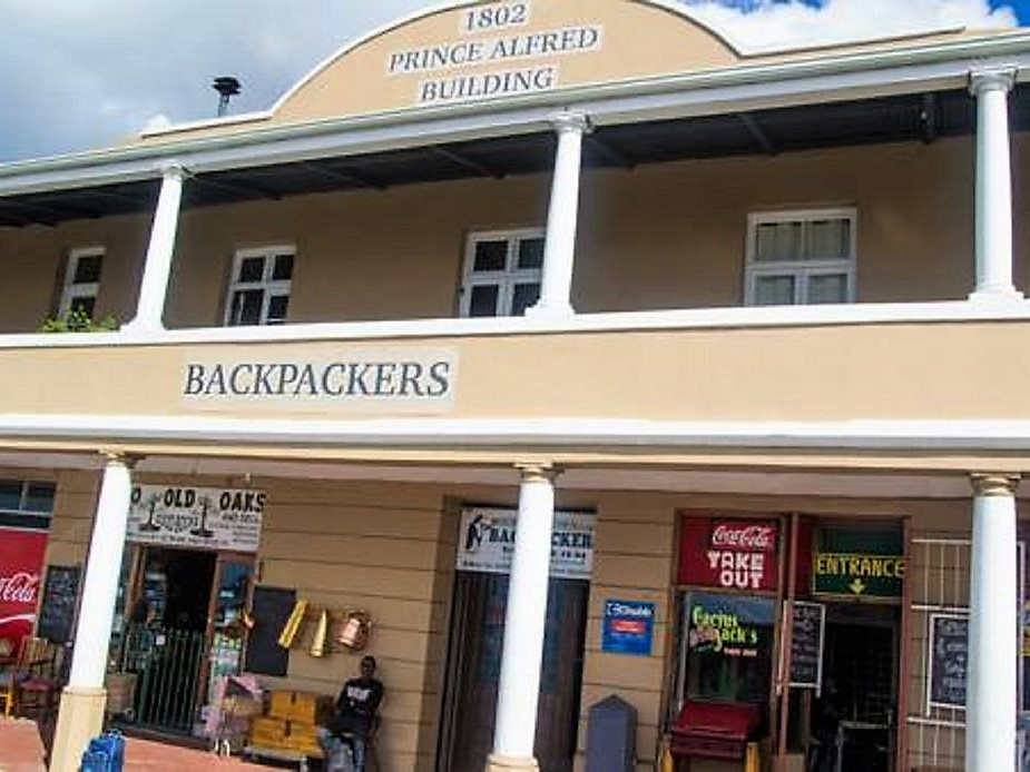 Simon's Town Boutique Backpackers Zuid-Afrika