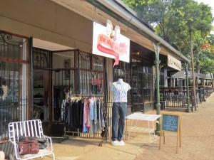 Melville in Johannesburg Zuid-Afrika