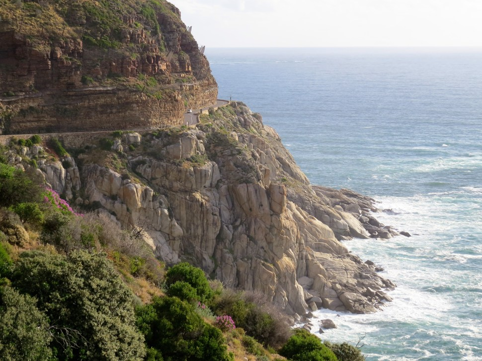 Chapman's Peak Drive Zuid-Afrika