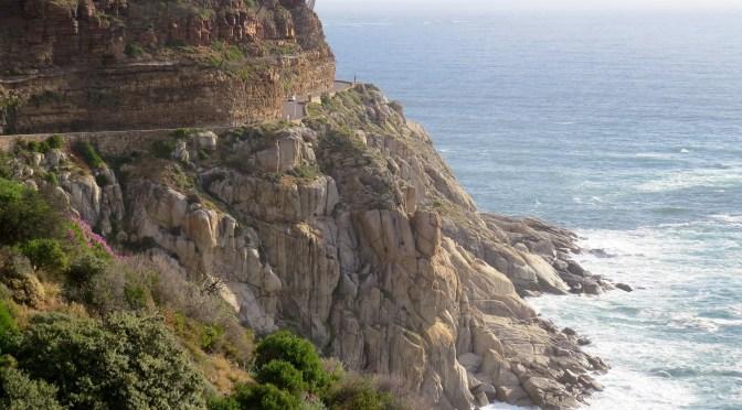 Route van Johannesburg naar Kaapstad