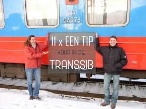 Tips voor in de Transsiberie Express
