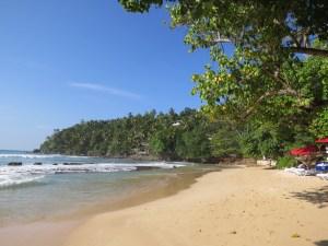 Stranden Mirissa Sri Lanka