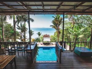 Bamuda Lodge Isla Solarte Bocas del Toro Panama