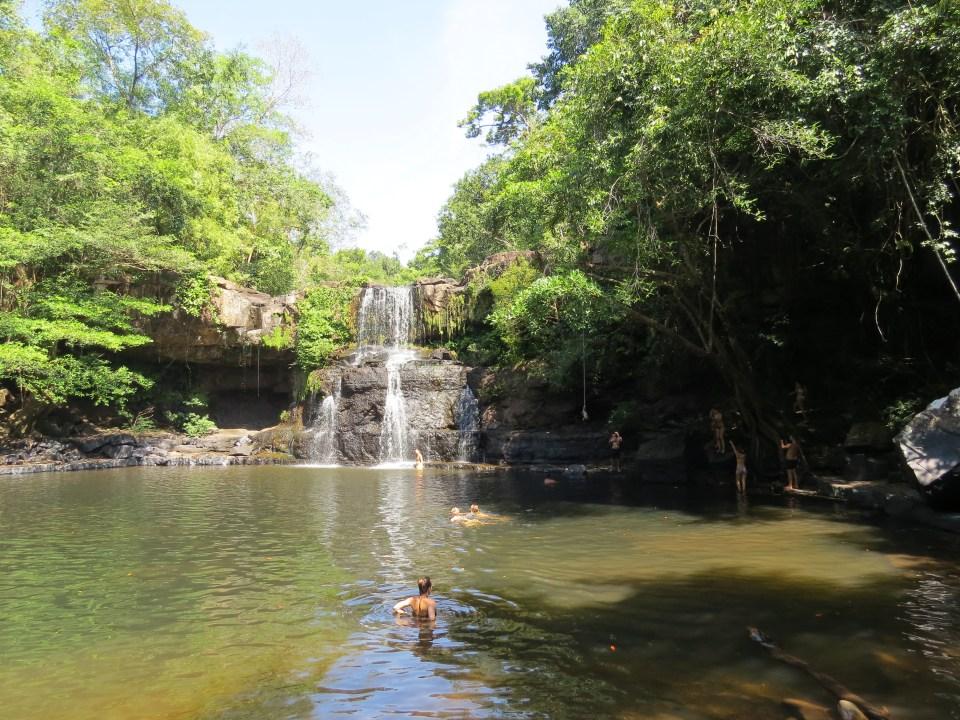Waterval Koh Kood Thailand