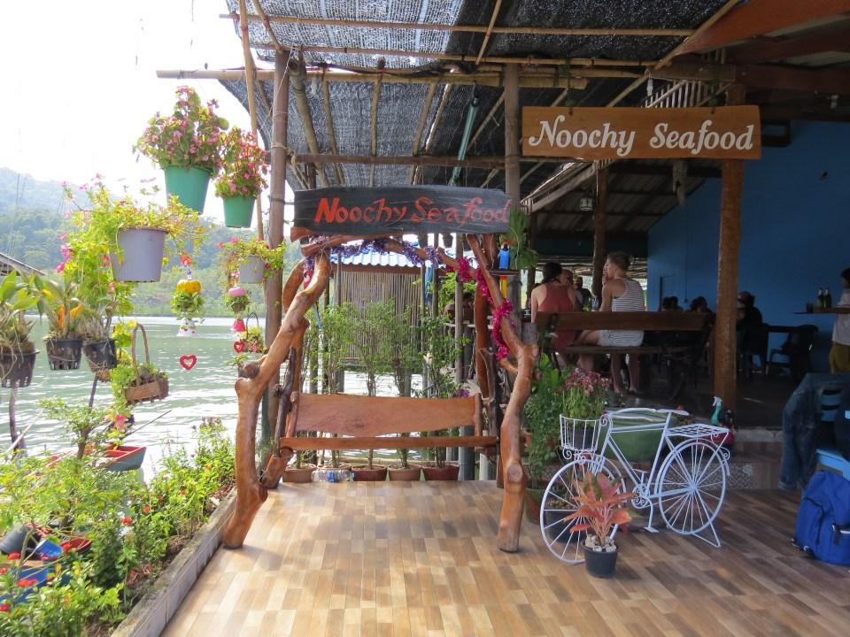 Noochy Seafood Koh Kood Thailand