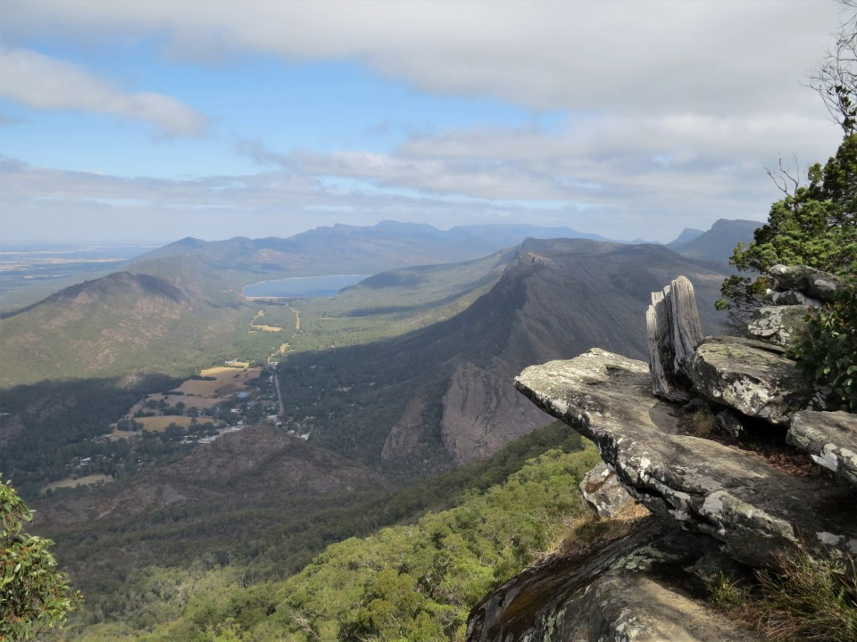 Boroka Lookout The Grampians Australie