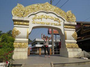 Mae Salong Thailand