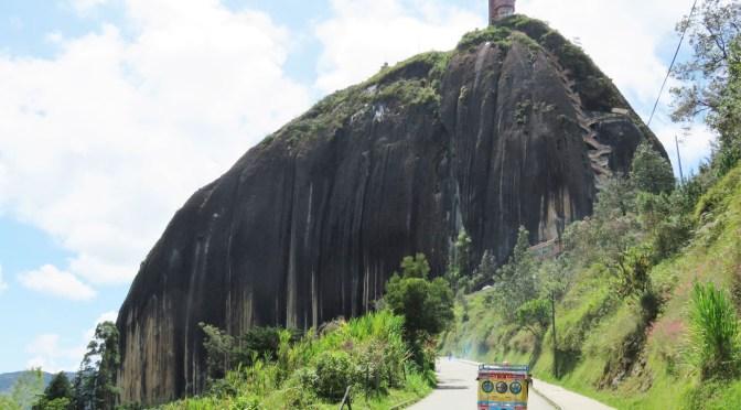 La Piedra de Guatape