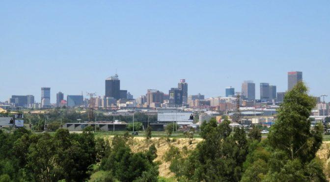 Reisgids voor Johannesburg