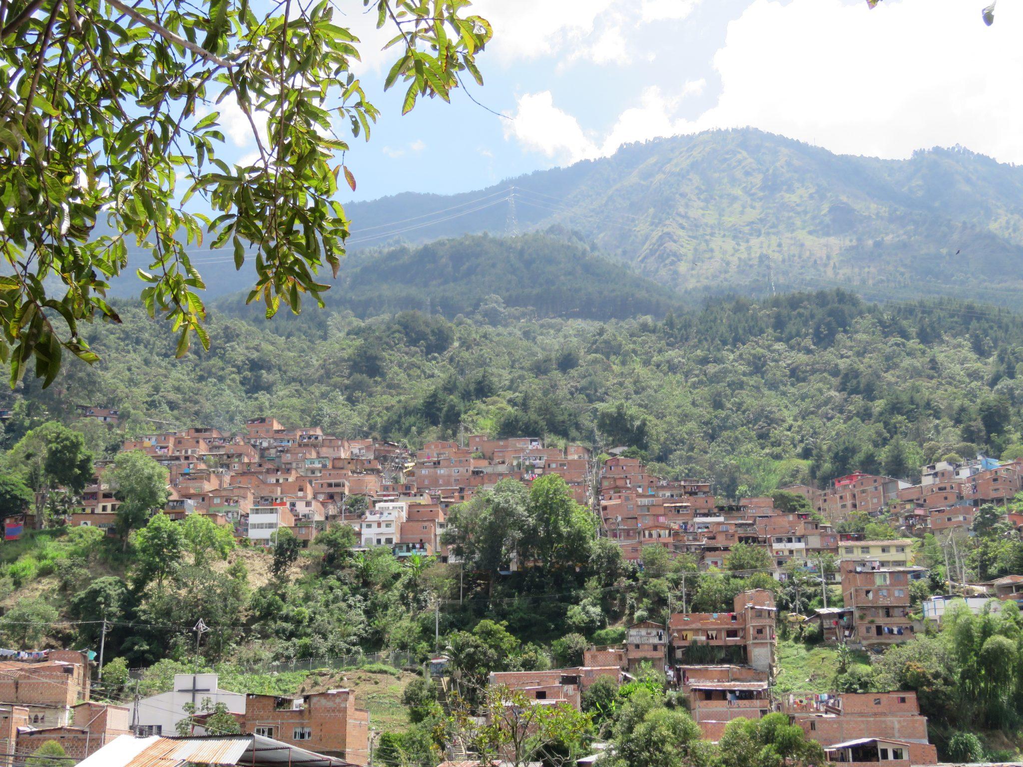 Barrio Caicedo Medellin Colombia