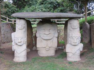Pre-Colombiaanse graftombe