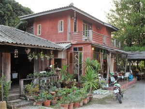 Maeloegyi Guesthouse in Mae Sariang Thailand