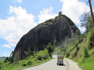 La Piedra de Guatapé  Colombia