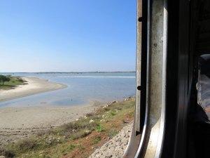 Treinreis naar Jaffna Sri Lanka