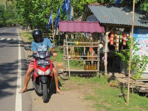 scooter huren in Thailand