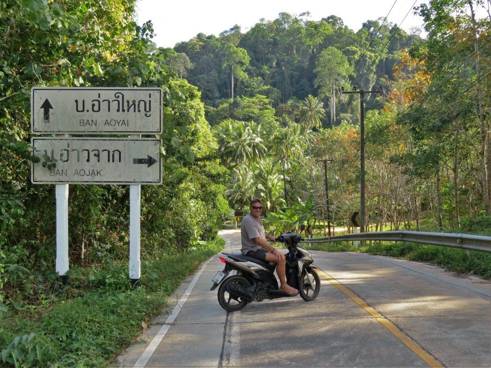 Alles over scooter huren in Zuidoost-Azië