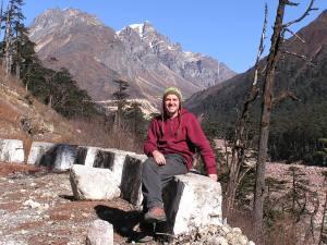 Trekking in Himalaya India