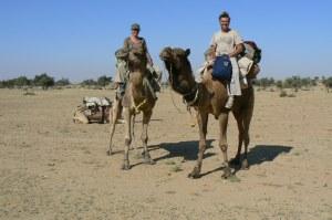 Kamelentocht Jaisalmer India