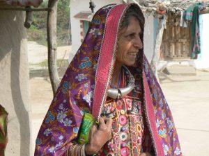 Stammen in Regio Kutch Gujarat India