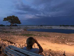 Namutoni Camp Etosha Namibië