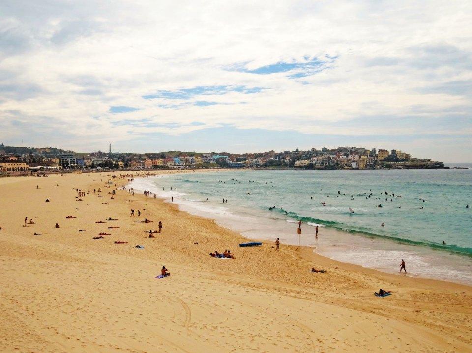 Bondi Beach Sydney Australie