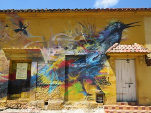 7 leuke plekjes in Getsemaní, Cartagena