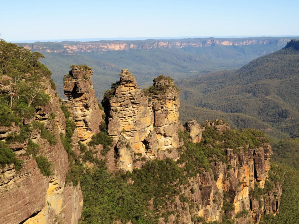 Three Sisters Blue Mountains Australië