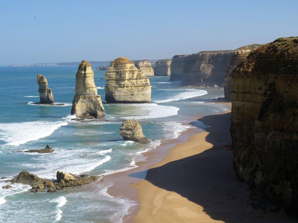 Twelve Apostles Great Ocean Road Australië