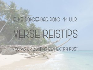 Verse reistips op Hip on Trip