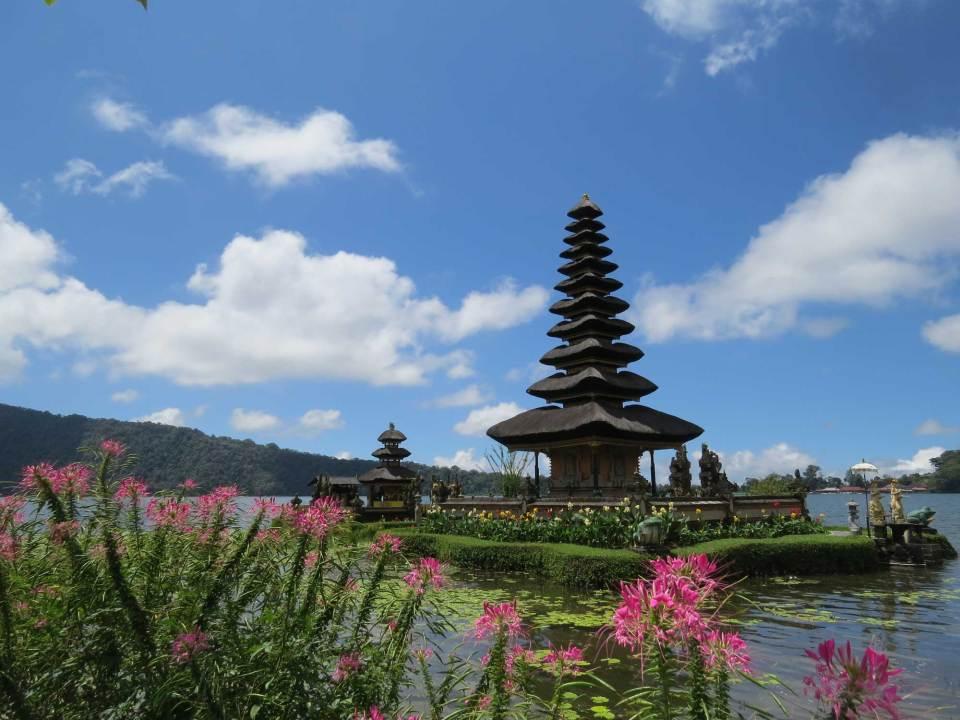 Tempel Ulun Danu Bratan Bali dagtrip Ubud