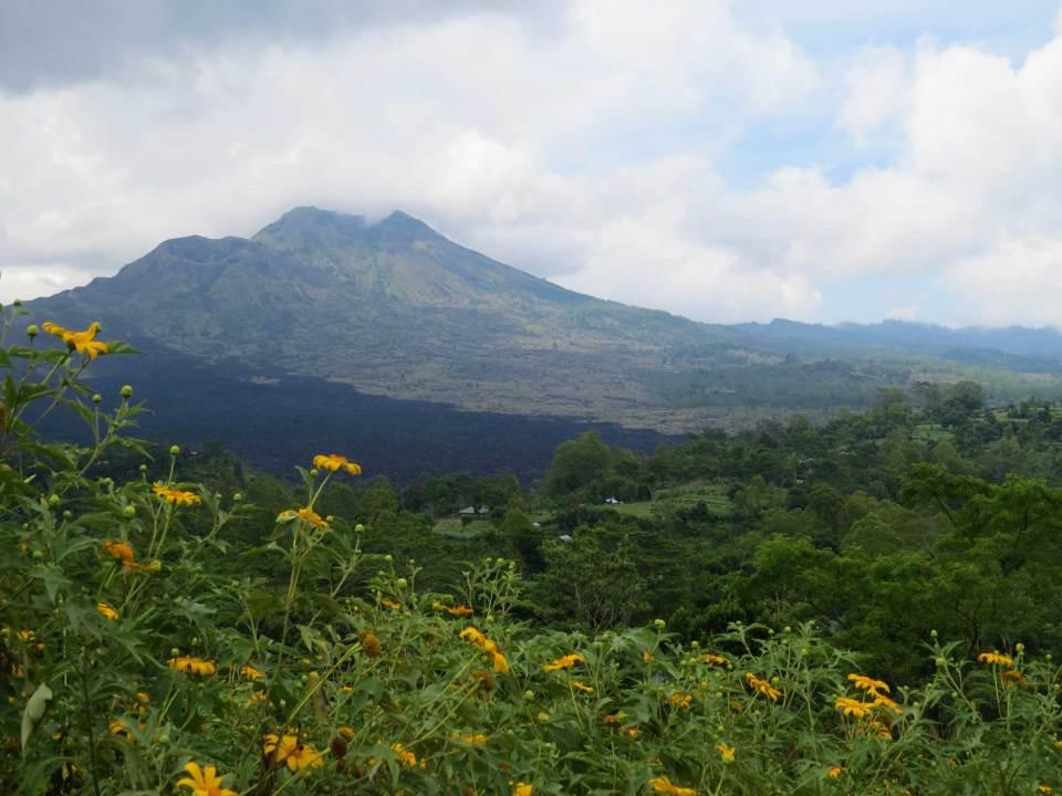 Vulkaan Agung Bali