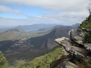 Boroka Lookout the Grampians Australië