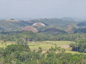 Chocolate Hills Bohol Filipijnen