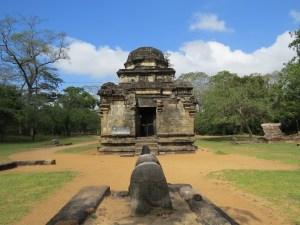 Ruïne Polonnaruwa Sri Lanka