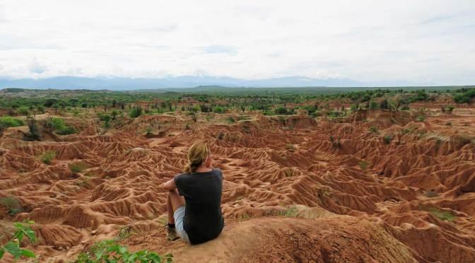 Het zuiden van Colombia in foto's